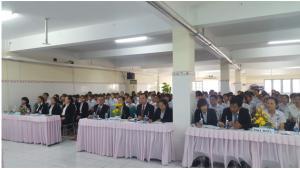 Hội nghị Người Lao Động năm 2019