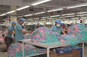 Ngành Dệt May Việt Nam nỗ lực vượt khó